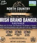 North Country Smokehouse Banger Sausage Recall [US]