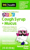 DG/Health Naturals Baby Cough Syrup Recall [US]