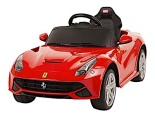 Rastar B/O 6V Ferrari F12 Berlinetta Ride On Model Car Recall [EU]