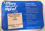 Meals on Wheels SA Frozen Meal Recall [Australia]