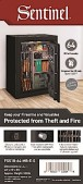 Stack-On Sentinel branded Gun Safe Recall [US]