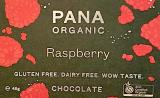Pana Organic Raspberry Chocolate Bar Recall [Australia]