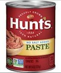 Hunt's Tomato Paste Recall [US]