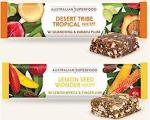 Australian Superfood Raw Bar Recall [Australia]