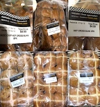 Chapley Hot Cross Bun Recall [Australia]