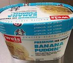 Weis Quality Banana Pudding Ice Cream Recall [US]