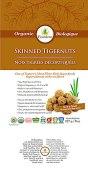 Ecoideas brand Organic Skinned Tigernut Recall [Canada]