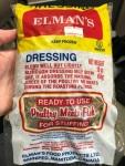 Elman's brand Dry Dressing Recall [Canada]