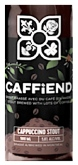 Microbrasserie 4 Origines Caffiend Cappuccino Stout Beer