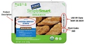Chef Quik and Perdue branded Chicken Recall [US]