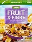 Asda and Morrisons Fruit & Fibre Cereal Recall [US]