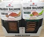 Oishi-mi Sushi Salmon Recall [UK]