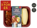 ASDA Liver & Bacon with Mash Recall
