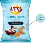 Lay's Lightly Salted Barbecue Flavored Potato Chips Recall [US]