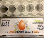 Egg Basket Country Fresh Egg Recall [Australia]