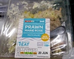 SPAR Prawn Marie Rose Pasta Salad Recall [UK]