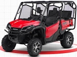 Honda Pioneer 1000 ROV Vehicle Recall [US]