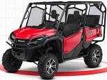 Honda Pioneer 1000 ROV Vehicle Recall [US]