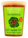 Yorkshire Provender Rustic Vegetable Broth Recall [UK]