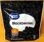 Save-A-Lot & Walmart Blackberry Recall [US]
