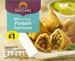Shazans Bitesize Punjabi Samosa Recall [UK]