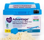 Advantage Infant Formula Powder Recall [US]