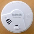 Universal Battery Powered Smoke Alarm Recall [US]