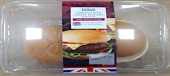 Tesco British Cheese Burger with Bun Recall [UK]