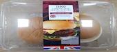 Tesco British Cheese Burger with Bun Recall [UK]