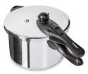 Tower Six (6) Litre Stainless Steel Pressure Cookers