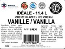 Idéale, Iceberg & Augustin Ice Cream & Yogurt Recall