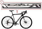 Cannondale CAADX Cyclocross Bicycle Recall [US & Canada]