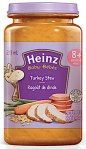 Heinz Turkey Stew Baby Food [Canada]