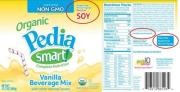 PediaSmart Soy Vanilla Beverage Mix Recall [US]