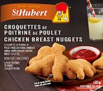 St-Hubert Chicken Breast Nugget Recall [Canada]