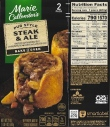 Marie Callender's Beef Pub Style Entree Recall [US]