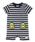 Jack & Milly Ollie Striped Romper Recall [Australia]