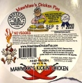 Mawmaw's Chicken Pie Recall [US]