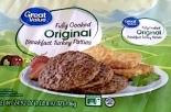 Walmart Great Value Pork & Turkey Sausage recall [US]: