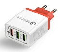 Qualcomm branded Quick Charge 3.0 Mains Chargers