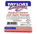 Taylor's Meat and Poultry Sausage Recall [US]