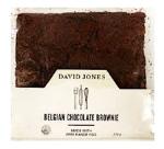 David Jones Belgian Chocolate Brownie Recall [Australia]