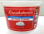 Breakstone's Cottage Cheese Recall [US]