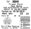 Morris Meat Packing Raw Pork Recall [US]