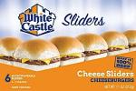 White Castle Frozen Hamburger and Cheeseburger Recall [US]