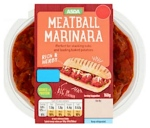 ASDA Meatball Marinara Meal Recall [UK]