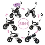 Costway 6-in-1 Baby Toddler Stroller Tricycle Recall [Australia]