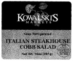 Kowalski's Markets branded Salad Recall [US]