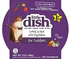 Little Dish Fresh Food for Kids Lentil and Beef Soup Recall [US]