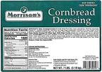 Morrison's, Piccadilly & Savannah Cornbread & Stuffing [US]